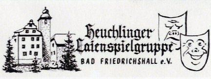 Logo der Heuchlinger Laienspielgruppe