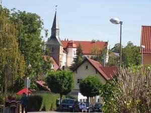Ein Blick auf Bad Friedrichshall