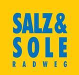 Logo vom Salz und Sole Radweg