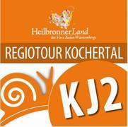 Logo des KJ2 Radweges