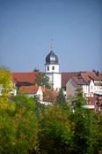 Der Wendelinusturm in Jagstfeld