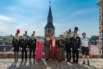 Gruppenfoto der Gästeführer