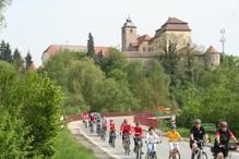 Radtour auf dem Kocher-Jagst-Radweg