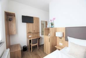 Zein Zimmer mit Bett