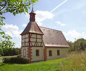 Heilig Kreuzkapelle bei Duttenberg