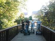 Segway-Tour entlang des Kochers